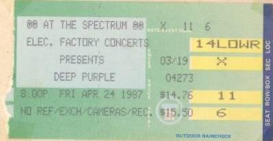 The Spectrum, Philadelphia, USA