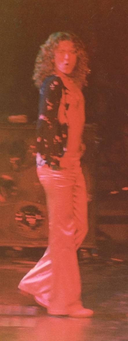 Madison Square Garden, NYC, (1976?)